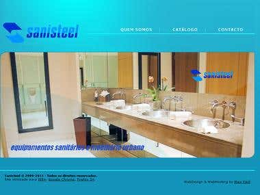Website - Sanisteel