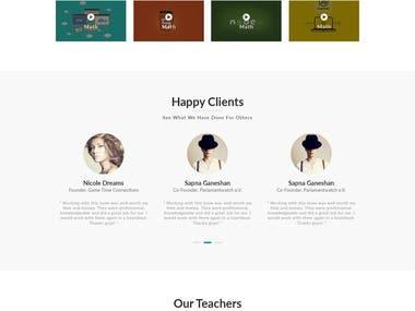 Mushfaq Website