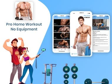 Pro Home Workout No Equipment-large