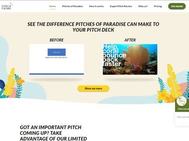 Pitches of Paradise