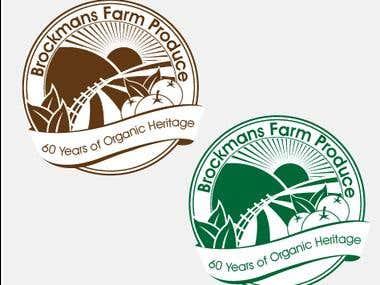 brockmans farm logo