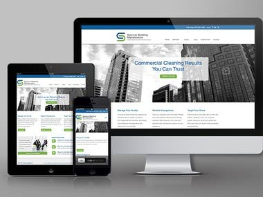 Responsive Website and Mobile app