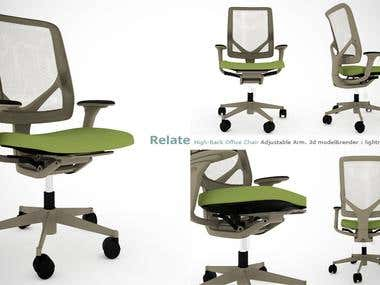 Relate Office Chair