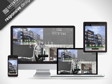 Website Development for Real Estate