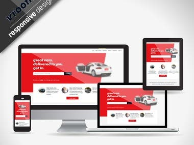 Website Development for Car Dealers