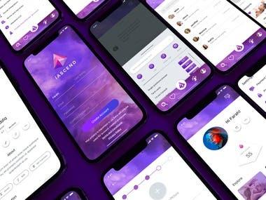 App Design - iAscend
