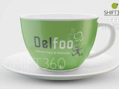 Delfoo Corporate Identity