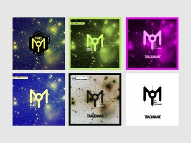 The M45 Experiment Logo Contest