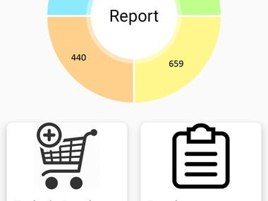 Inventory Reporting App
