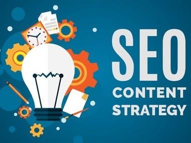SEO Friendly Content Development