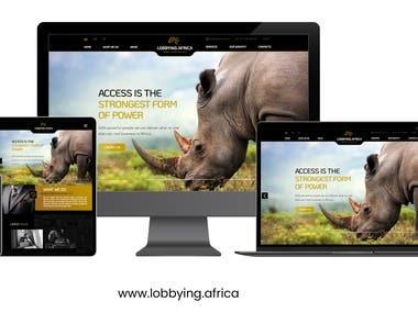 Lobbying Africa