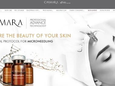 Casmara- Restore The Beauty Of Your Skin
