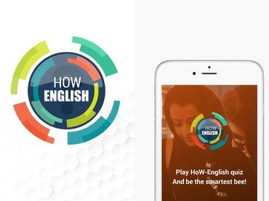HowEnglish Logo