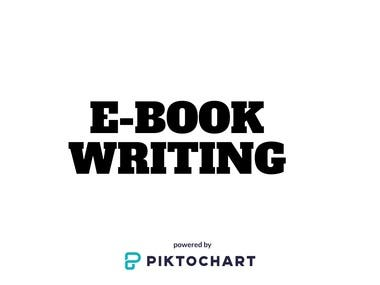 E-Book Writing