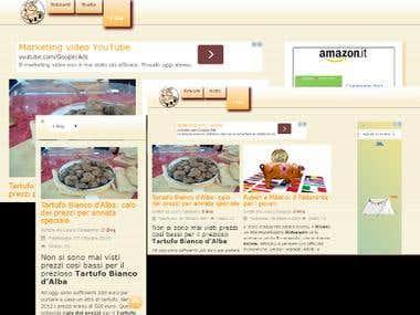Vivalapappa - Joomla site