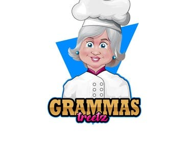 Logo for Grammas