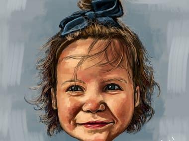 Realistic Portraits (Faces)