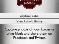 Winefind iPhone app - featured by Stephen Fry's Gadget Man