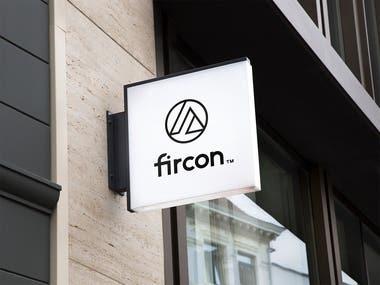 Fircon group Branding