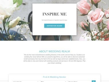 Wedding Realm - Plan your wedding day