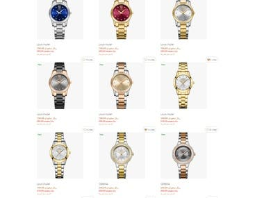 Ladoun - Online Store for Watches