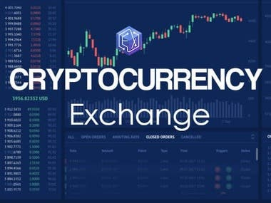 Cryptocurrecny Exchanges