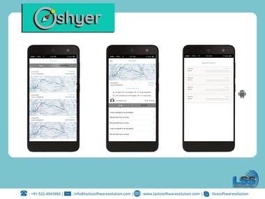 Share Ride App