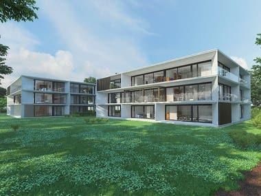 Architectural Visualization - Switzerland