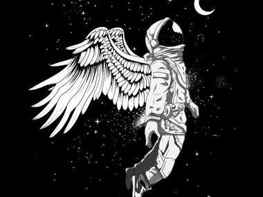 Air Jordan Astronaut