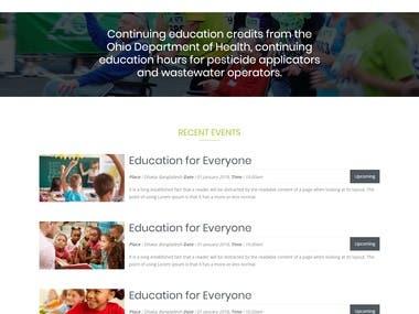 Foundation Website