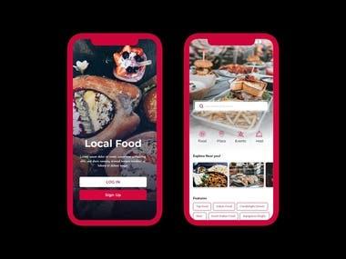 Exploring & Hosting Local Food