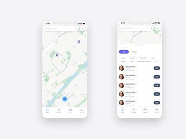 Travel App UI/UX