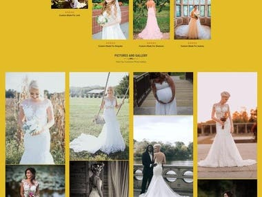 Wordpress Wedding Site Building && Customization