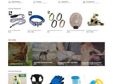 Wordpress site customization & Mobile Responsive Skill