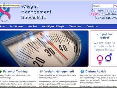 Figure of Weight Website