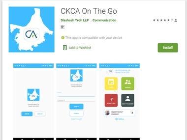 Study App, Community app
