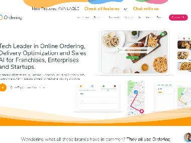 Food Ordering System Development