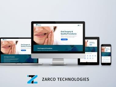 Dental Essential website