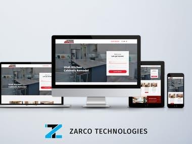 Interior Designing Website