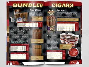 Emerson's Cigar Catalogue