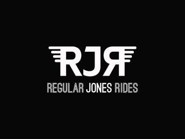 RJR Automotive theme logo