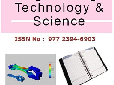 International Journal of Engineering , Technology and scienc