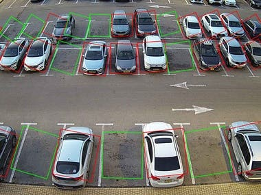 Automatic Car Parking with Deep Learning