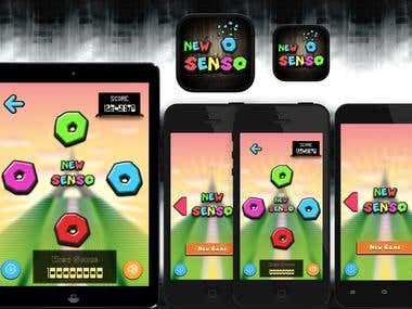 New senso game