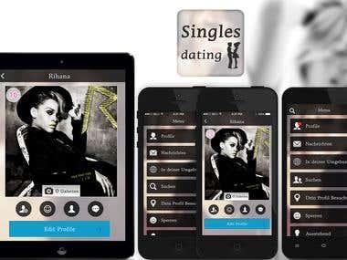 Singles dating App