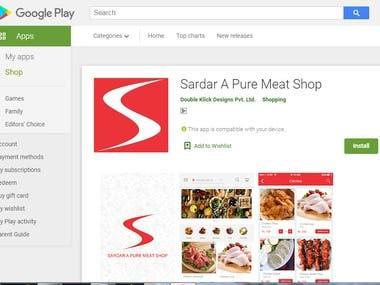 SARDAR A PURE MEAT SHOP