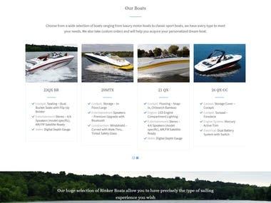 Rinker Lebanon Website