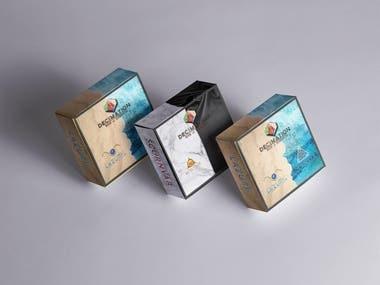 Packaging Design Work