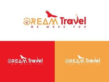 Dream Travel Logo