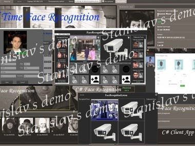 Face Recognition projects